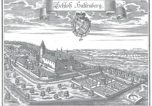 Burg Schloss Haltenberg