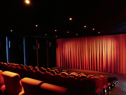 Cineplexx Saal in Meitingen