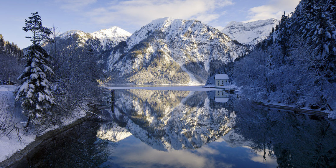 Winter Plansee Reutte