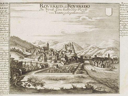 Rovereto um 1700
