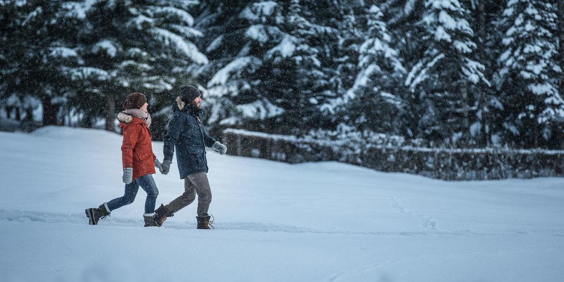 Winter Winterwandern Ponöfen