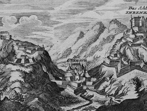 Historisches Überblicksbild