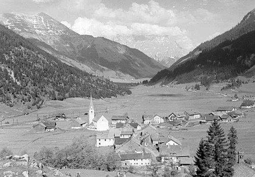 Ort Bichlbach