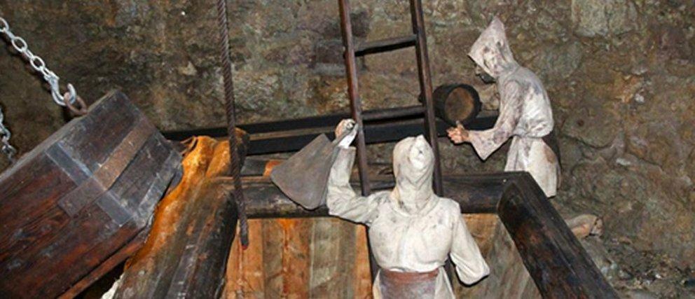 Storia delle miniere di Biberwier