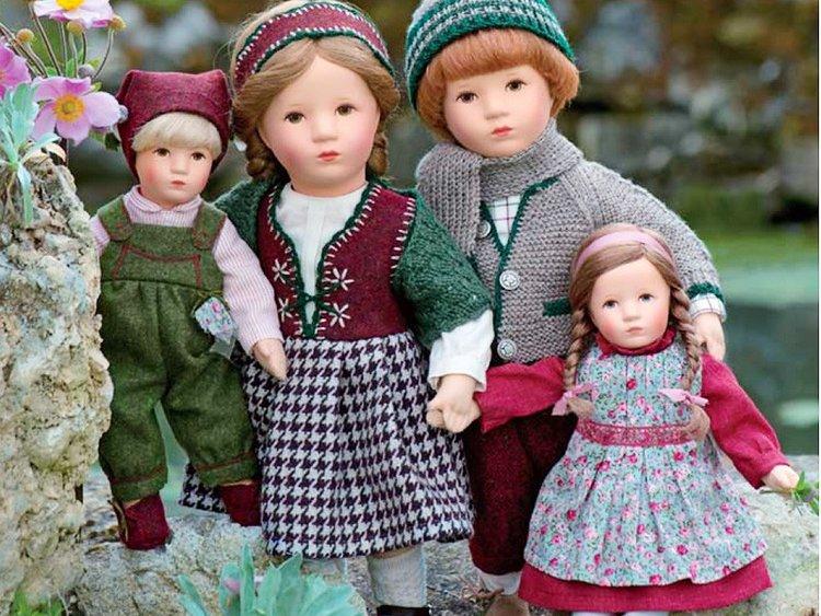 Käthe Kruse Puppen
