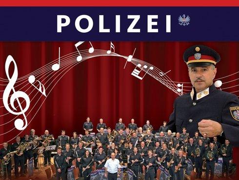Konzert Tarrenz Polizeimusik