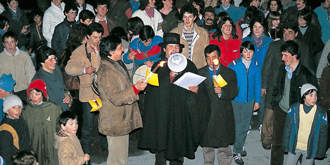Canti Popolari Del Tesino Trato Marzo
