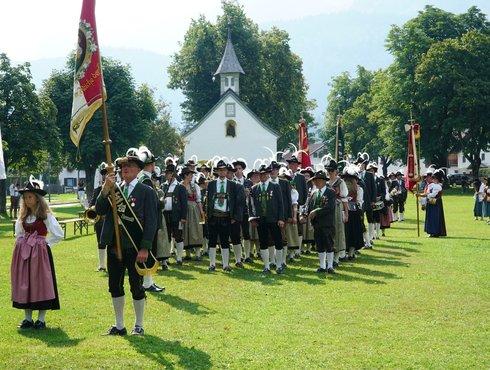 Musikkapelle Ehrwald