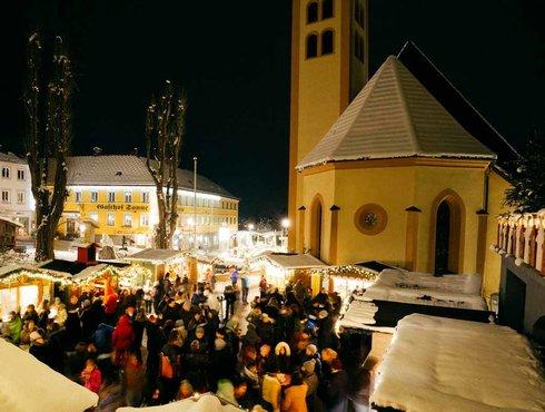 Winter Imst Weihnachtsmarkt