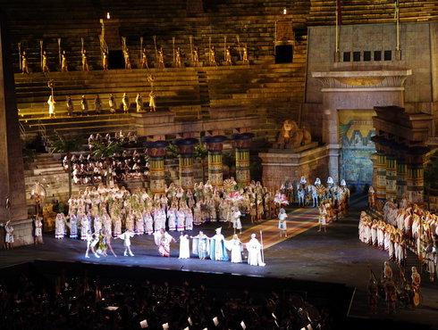 Arena Verona Aida