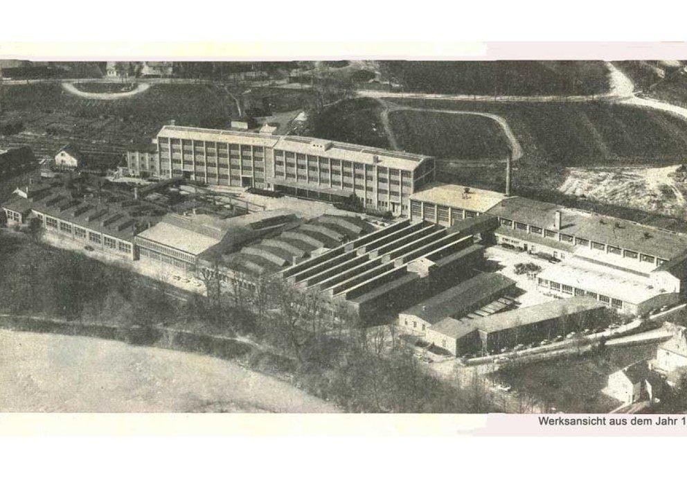 Bayerische Pflugfabrik, Heute Pöttinger Landmaschinen 1963