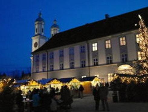 Advent Markt Kloster Holzen