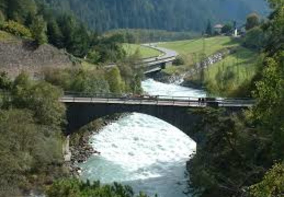 Innbrücke Tösens