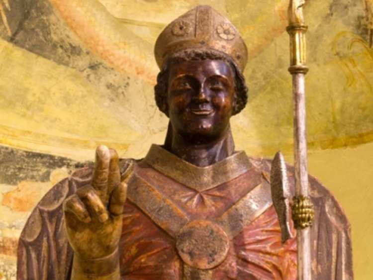 San Zeno Verona Statua