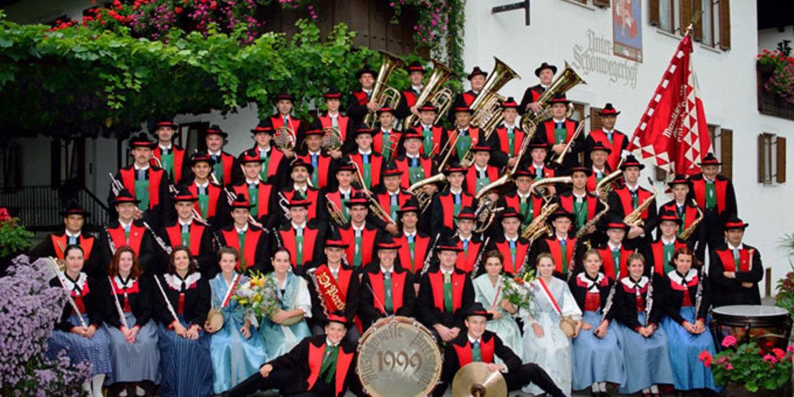 Musikkapelle Partschins
