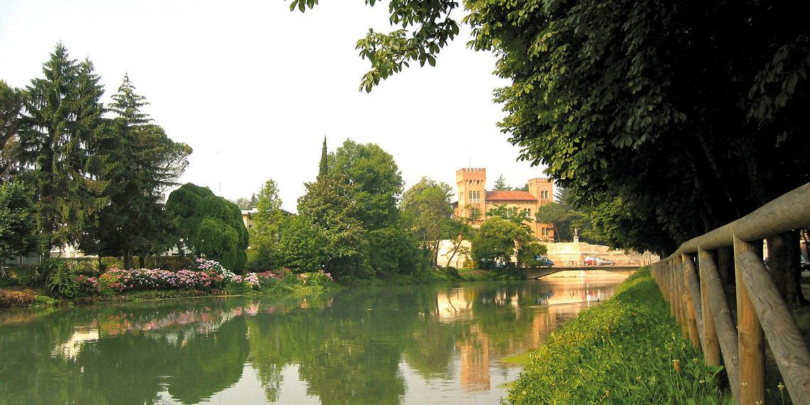 Trevios Il Castello Romano Veneto Marca