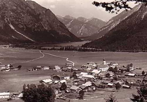 Historische Ansicht Von Heiterwang