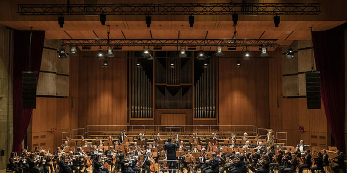 Konzert Theater in Augsburg