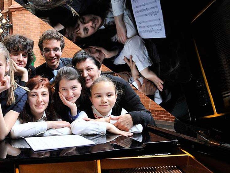 bambini Mozart