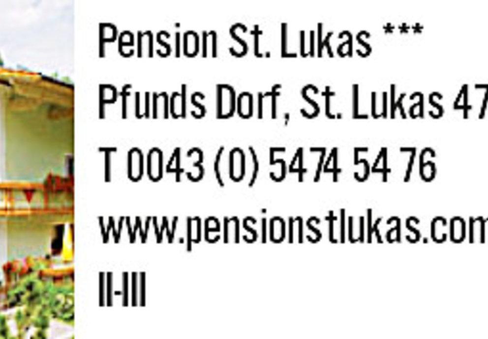 Pfunds St. Lukas