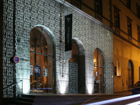 Theater Landsberg Außen