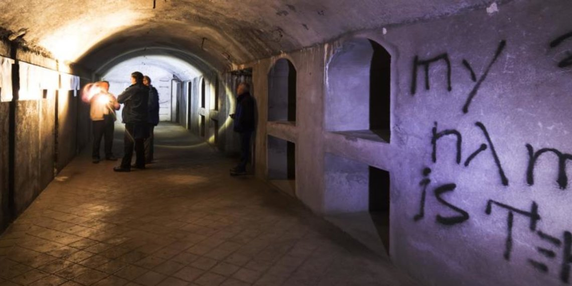 Bunkerführung Mals