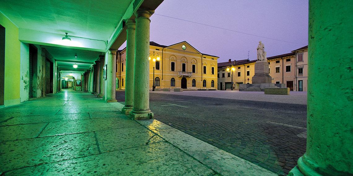 Ostiglia Stadt Lombardia Mantova