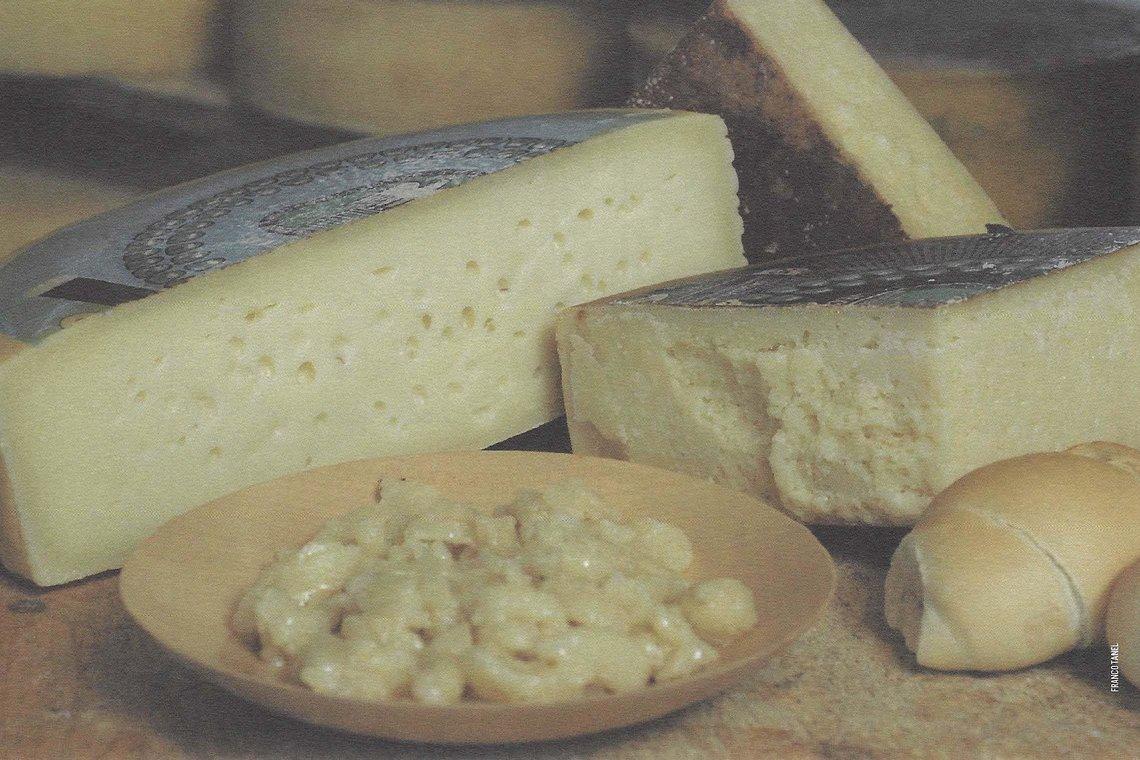 Besondere Lebensmittel Käse
