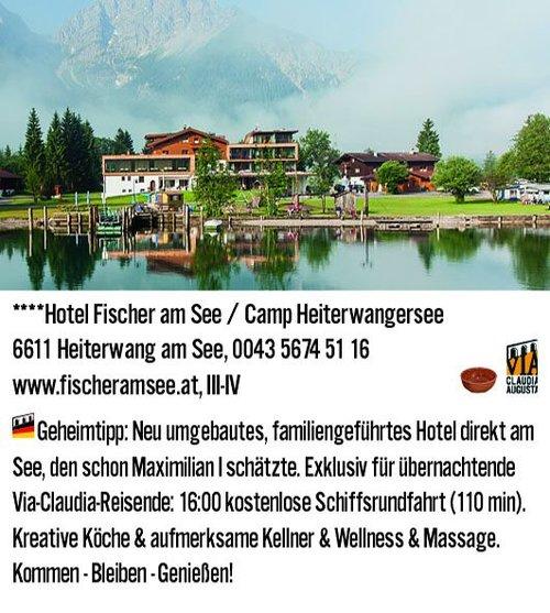 Heiterwang Fischer Am See Inserat
