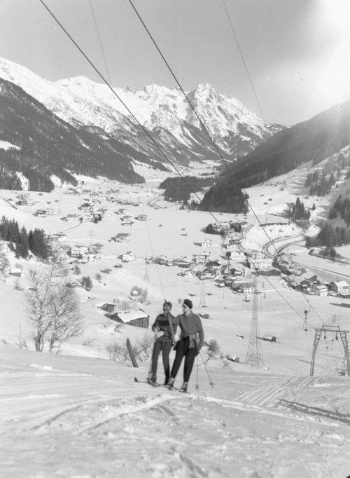 Nauders Schifahren