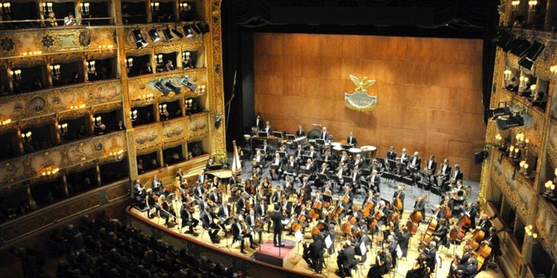 Teatro La Fenice Balcoscenico