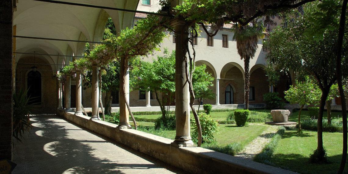 Chiostro Seminario Vescovile Treviso