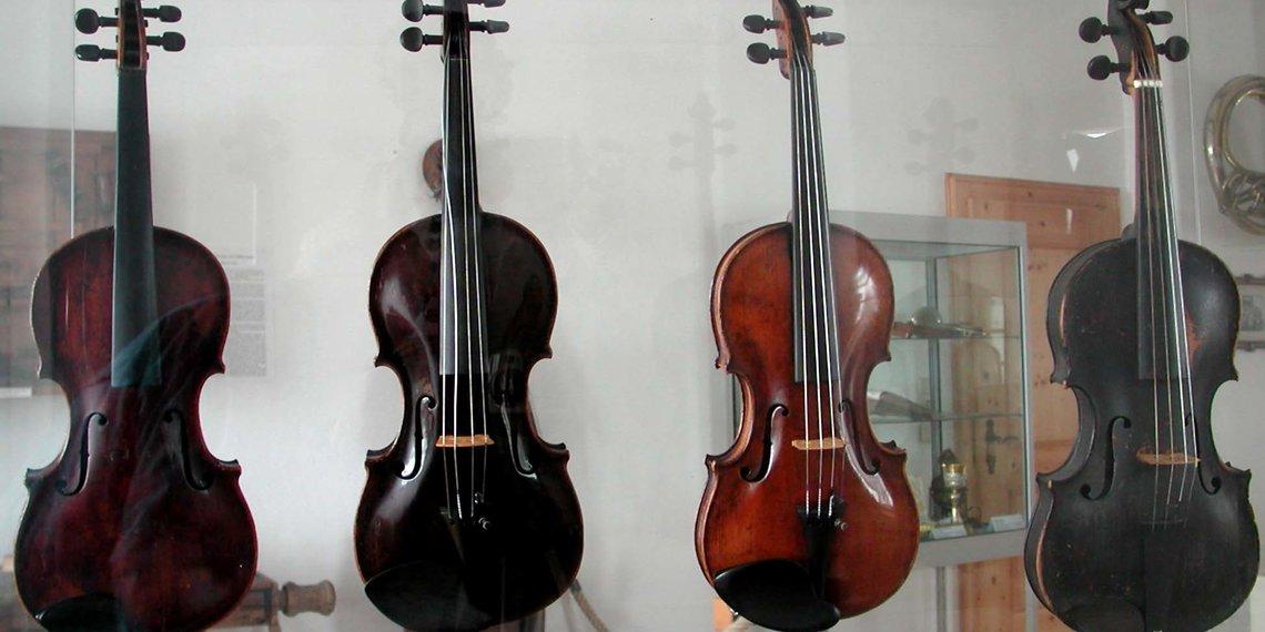 Vils Museum Geigen