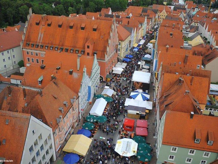 Donauwörther Reichsstraßenfest