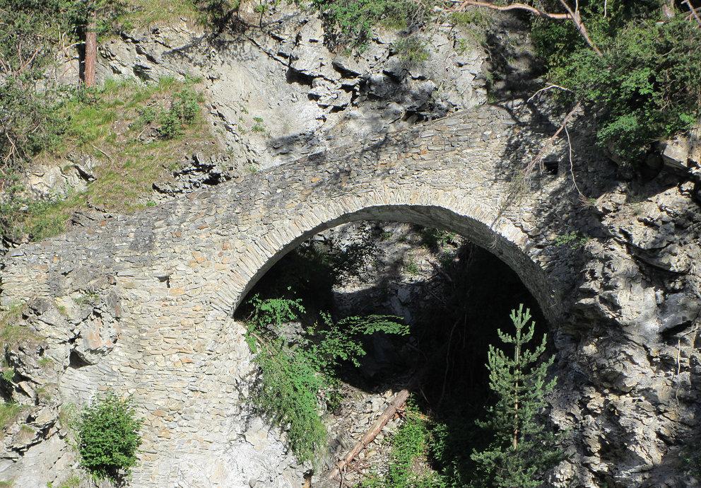 Tösens Römerbrücke