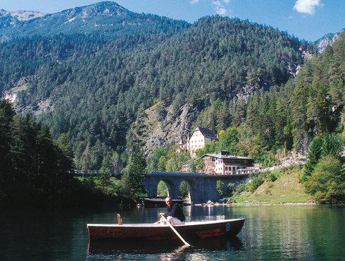 Fernstein See Bergdoktor