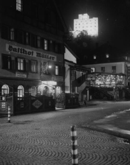 Foto Landeck Schlossbeleuchtung Gh Müller