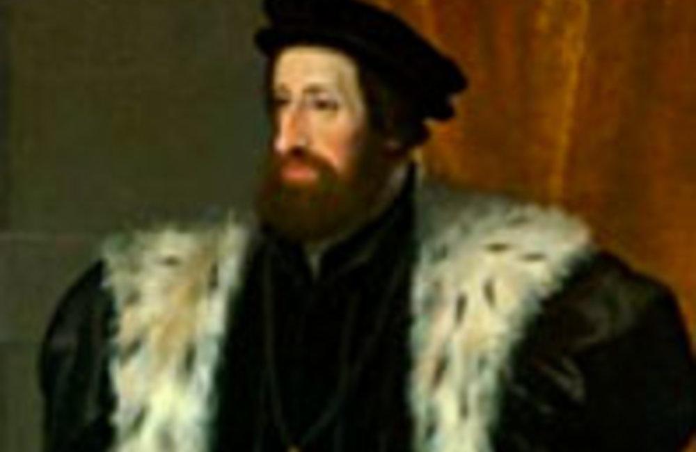Oswald von Schrofenstein, Beliebter Pfleger von Landeck und Gönner der Pfarrkirche von Landeck