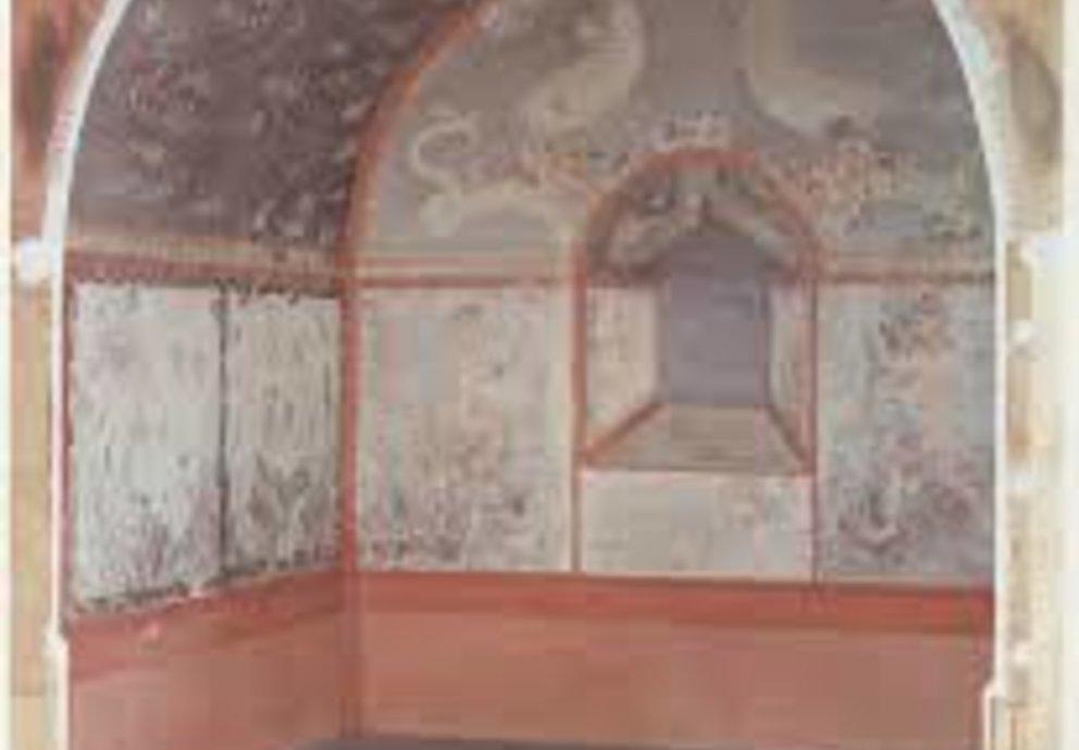 Fresko, Mosaik, Römervilla, Schwangau