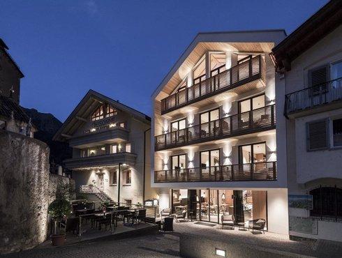 Hotel Architektur Partschins
