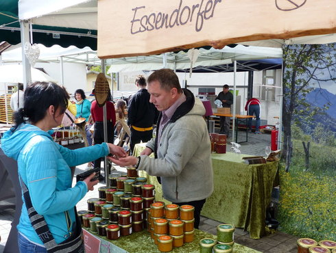 Garten Genussmarkt Kastelbell