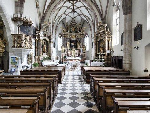 Kirche Partschins