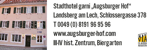 Landsberg Augsburgerhof