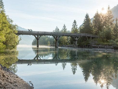 Sommer Heiterwanger See