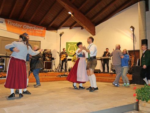 Herbstfest 2016 Pfunds TVB Tiroler Oberland, Kurt Kirschner