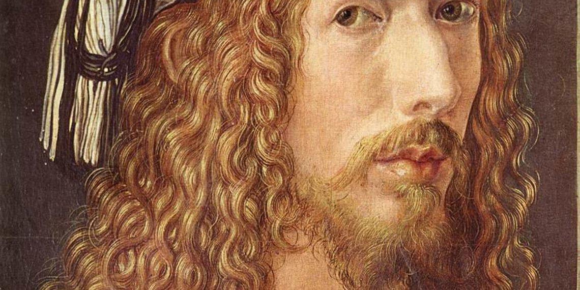Albrecht Dürer Selbstportrait