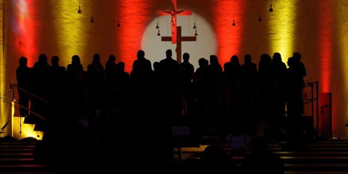 Dialograum Kirche