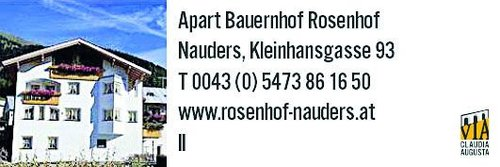Nauders Rosenhof