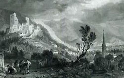 Schloss Castell Brandis