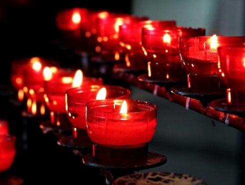 Kerzen, Opferlichter